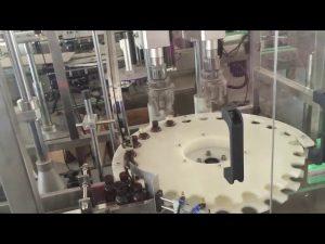 Машина за аутоматско затварање фабричких цена за поклопце са ротационом боцом