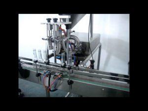 Продајем аутоматска машина за пуњење течних ручних двоструких глава