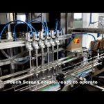 аутоматска линија за пуњење детерџента са хлором са 6 глава детерџента