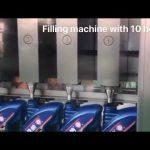машина за пуњење течних течности