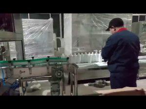 машина за пуњење линије за сапун гела за руке сапуном за алкохол
