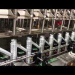 пуна аутоматска линија опреме за пуњење уља мазивом клипа