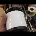 Машина за етикетирање налепница за стаклене тегле за кућне љубимце и флаше