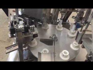 аутоматска мека пластична паста, маст, паста за зубе, машина за бртвљење пуњења цеви