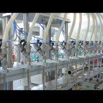 дезинфекциона машина за пуњење боца са алкохолним сапуном за руке