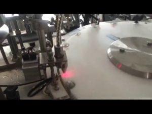 аутоматска машина за пуњење боца од 30-50 окр / мин