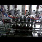 линеарна аутоматска машина за пуњење течности за паковање са кетцхуп сосом са 4 главе клипа