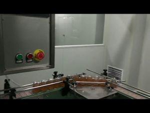 аутоматска флаша са воћним џемом сос за тјестенину прање за пуњење, машина за етикетирање етикетирања