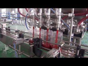 аутоматска машина за пуњење боца палминог уља