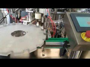 Кина велетрговачка машина за пуњење течних боца са киселинама