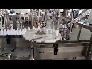 козметичка медицинска машина за пуњење пластичних боца