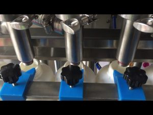 цена машине за пуњење течних боца са аутоматским клипом са течним боцама