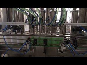 клипна машина за пуњење течних сапуна у боцу