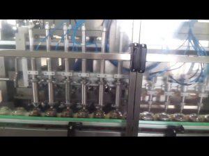 аутоматска машина за затварање стакленке са меденим јогуртом за пуњење меда