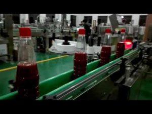 машина за пуњење велике брзине у пуној брзини за кечап, џем, сос