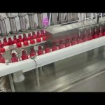 аутоматска машина за пуњење за антикорозивне и антисептичке избељиваче