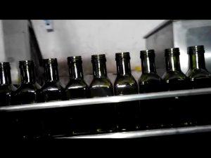 потпуно аутоматски маслиново уље линеарно 6 млазница пунило за боце са уљем