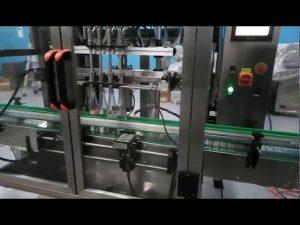 аутоматска машина за пуњење џема од воћа и машина за пуњење оброка