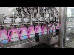 аутоматски јестиво уље, маслиново уље, машина за пуњење боца шампона са детерџентом