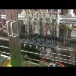 Плц контрола аутоматске клипне машине за пуњење маслиновим уљем