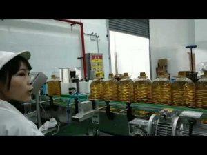 подмазивање мобил мотор хидраулична аутомобилска пумпа боца уља за пуњење производних линија